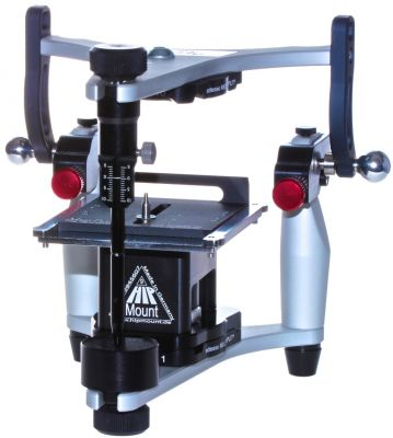 HIP-Mount Serie 9 im Physio-Logic Artikulator